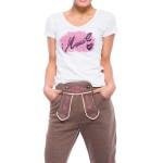 Damen-Joggers-Lederhosen-Style