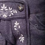 Sport-Shorts-Lederhose