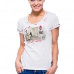 Damen Trachten T-Shirt