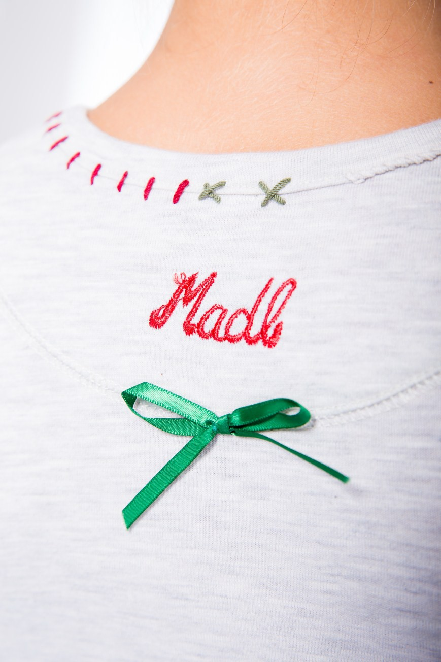 Trachtiges T-Shirt Madl Forever