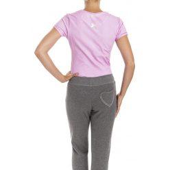 Lange Graue Damen Trachten Jogginghose